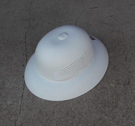 Troopikakiiver plastik valge