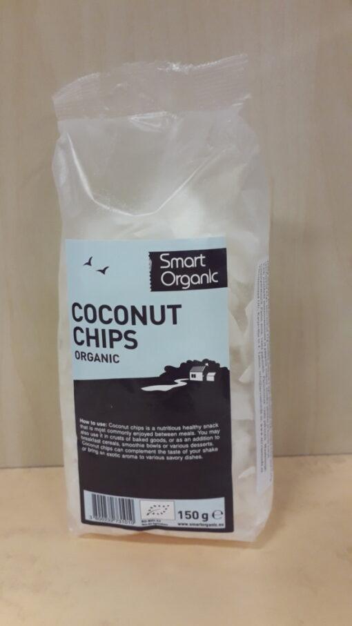Kookoslaastud Öko 150g