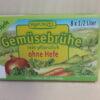 Pärmita aedviljapuljongikuubikud 8*10g
