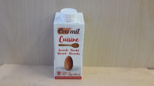 Kulinaarne toode mandlist 200ml (mandlikoor suhkruta)
