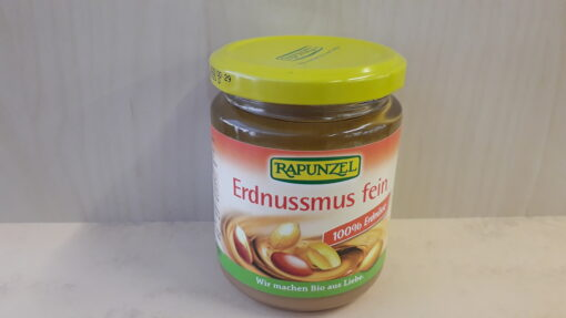 Maapähklivõi 250g (Rapunzel)