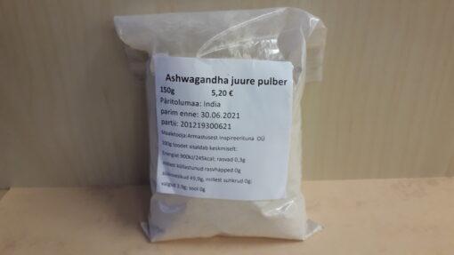Ashwagandha juure pulber 150g