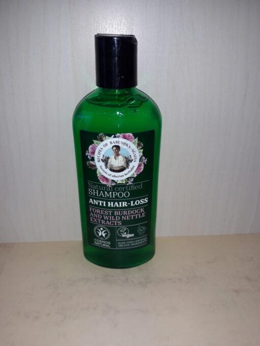 Vanaema Agafja šampoon Juuste väljalangemise vastu 260ml