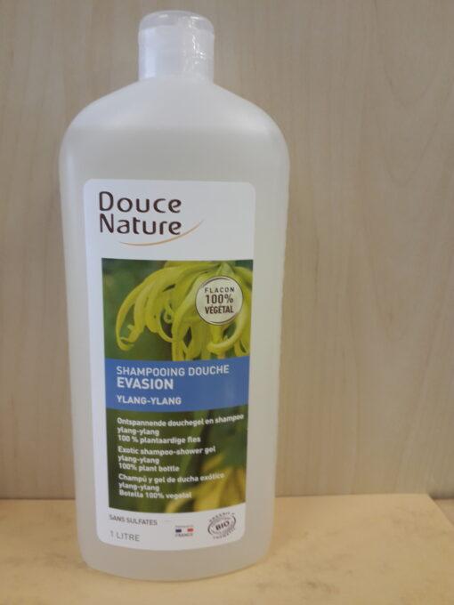 Dušigeel /šampoon Yilang-yilang 1l
