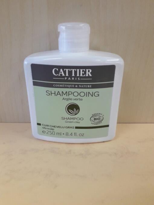 Šampoon rohelise saviga 150g
