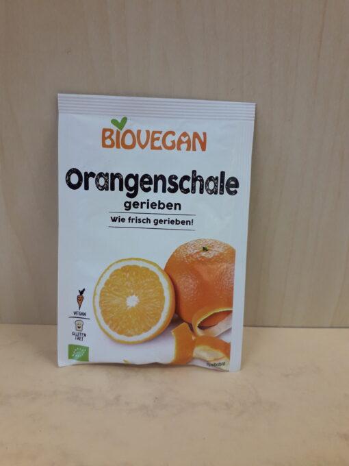 Riivitud apelsinikoor 9g