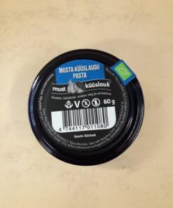 Musta küüslaugu pasta 60g