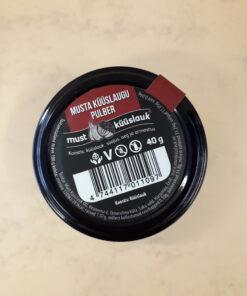 Musta küüslaugu pulber 40g