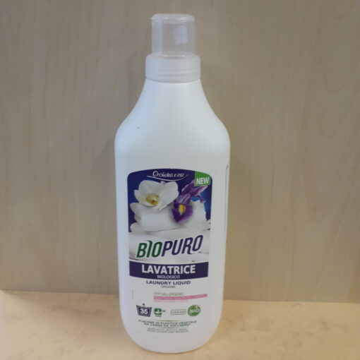 BIOPURO Pesugeel valgele pesule 1000ml