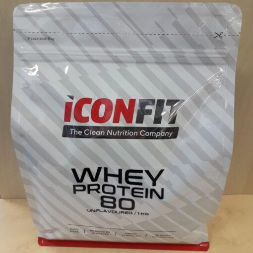 WHEI PROTEIN 80 1kg (maitsestamata)