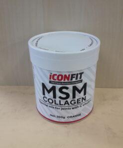 MSM kollageen +C vitamiin 300g (maitsestamata)