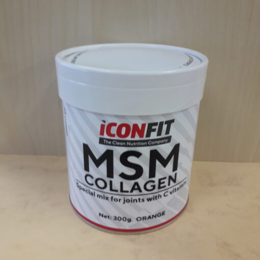 MSM kollageen +C vitamiin 300g (apelinimaitseline)