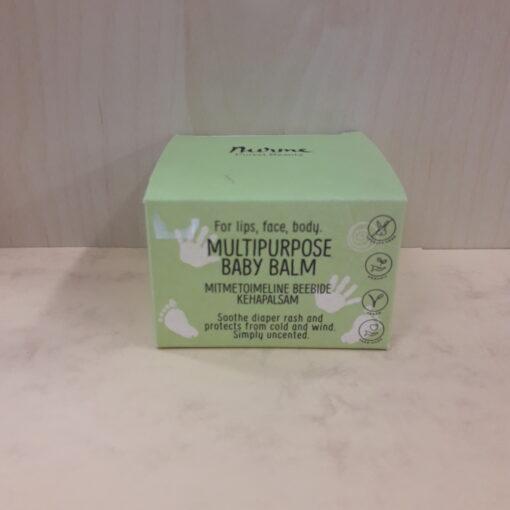 Organic mitmetoimeline beebide kehapalsam 50 ml