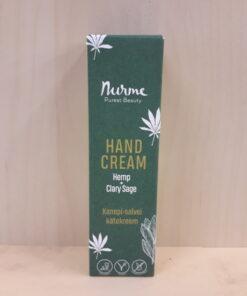 Kätekreem kanepi-salvei 50ml
