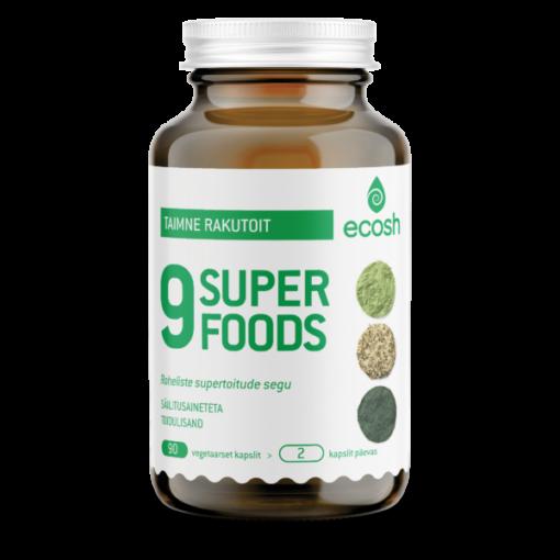 SuperGreen 9-SUPERFOODS