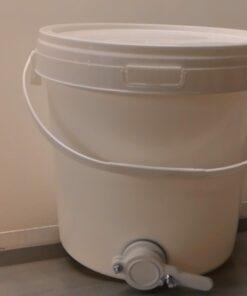 Plastnõu 20l kraaniga
