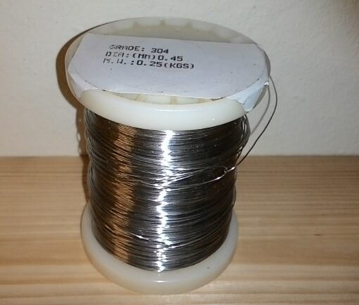 Traat RV D0,45mm 250g