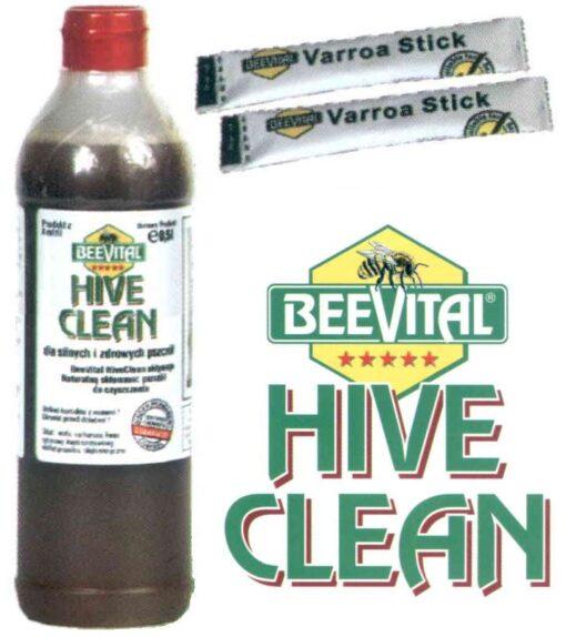 Beevital Hiveclean 0,5l