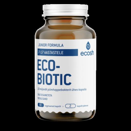 ECOBIOTIC – Junior Probiootikumid
