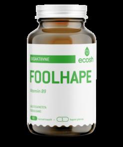 FOOLHAPE – Bioaktiivne