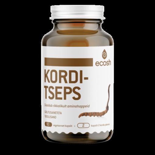 KORDITSEPS – Cordyceps sinensis